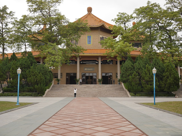 Sun Yat-sen Memorial Hall in Zhongshan, China