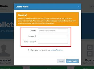 Cara Membuat Wallet Dogecoin