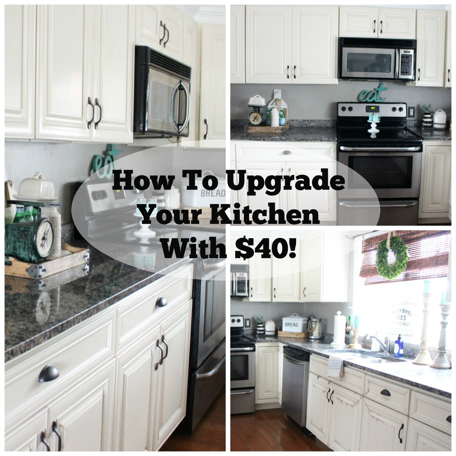 Glam Farmhouse Hgtv How To Upgrade Your Kitchen With 40 The Glam Farmhouse