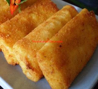 resep membuat gorengan risoles khas jakarta