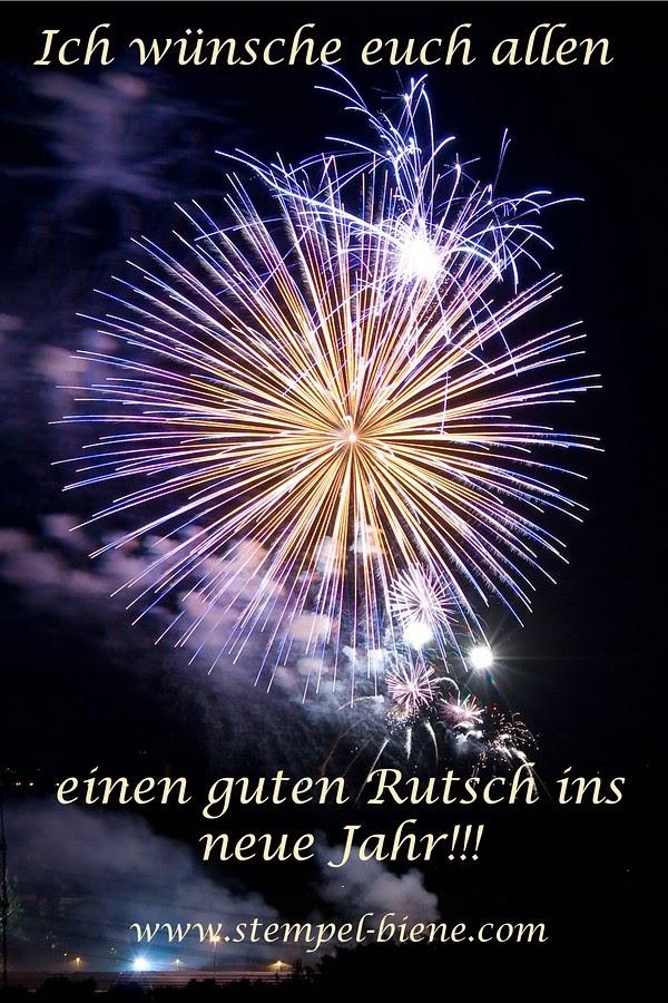 Ich WГјnsche Allen Einen Guten Rutsch Ins Neue Jahr