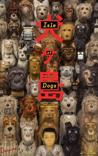 poster Isle Of Dogs 2018 Full Movie Download Dual Audio 720p
