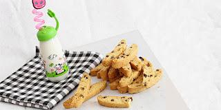 tok tutan diyet biscotti tarifi, yağsız biscotti hazırlama, KahveKafeNet