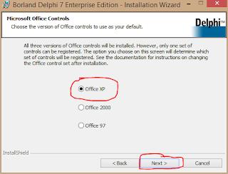 Cara Install Delphi 7 di Windows 8 6