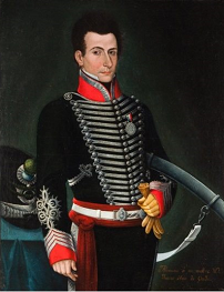 General RUFINO GUIDO PARTICIPÓ GUERRA DE INDEPENDENCIA (1796-†1880)