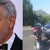 Σε τροχαίο ατύχημα ενεπλάκη ο διάσημος ηθοποιός George Clooney