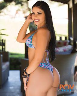 Ensaio Bikini: Jessica Soares Rabetão Grande