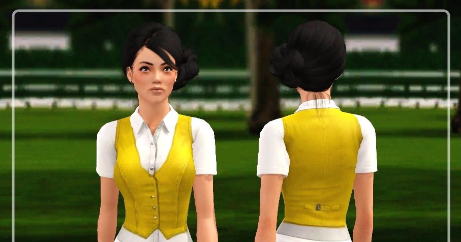 Sims3packs In Packagesdaruma Fields Saddlery