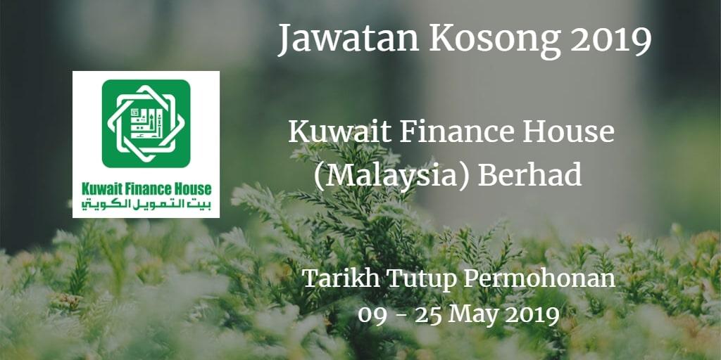 Jawatan Kosong KFH 09 - 25 May 2019