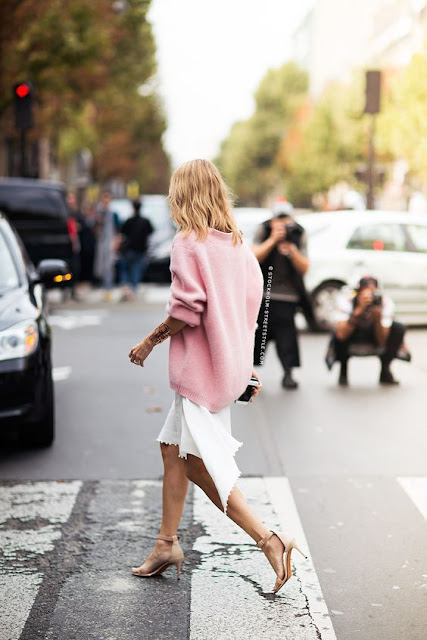Guest Post: How to Wear Pink and Look Badass - A Glimpse of Glam
