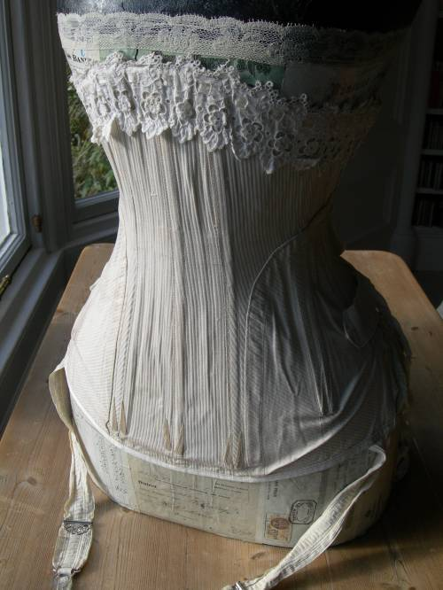 ebay antique corset - A Corset Blog