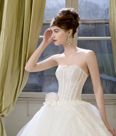 colore matrimonio 2014 oro per collezione sposa Aimée