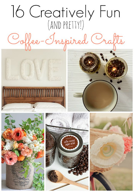 coffee-inspired craft ideas