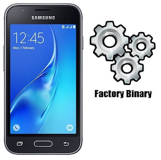Samsung Galaxy J1 Mini SM-J105B Combination Firmware