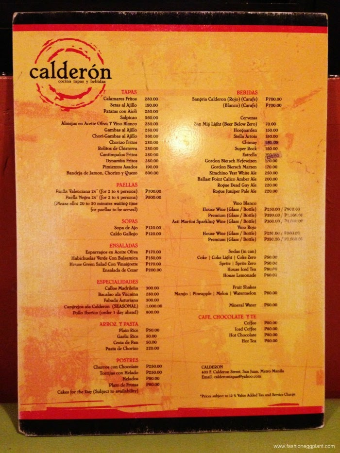 Calderon Restaurant San Juan Review Fashion Eggplant