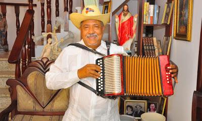 Cantante. Francisco Ulloa.