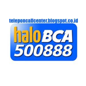 Nomor Telepon Call Center Bank BCA
