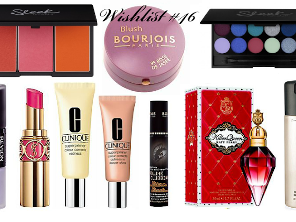 Wishlist #46 - Beauty Edit