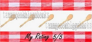 tammycookblogsbooks Recipe Rating 5/5