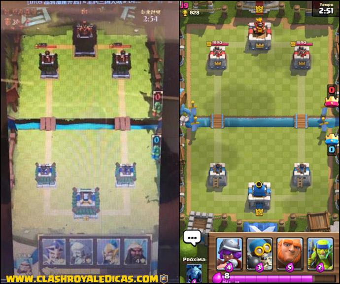 Jogos parecidos com Clash Royale