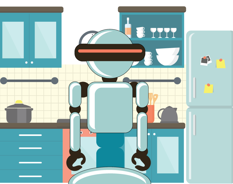Amazon is Developing Home Robots