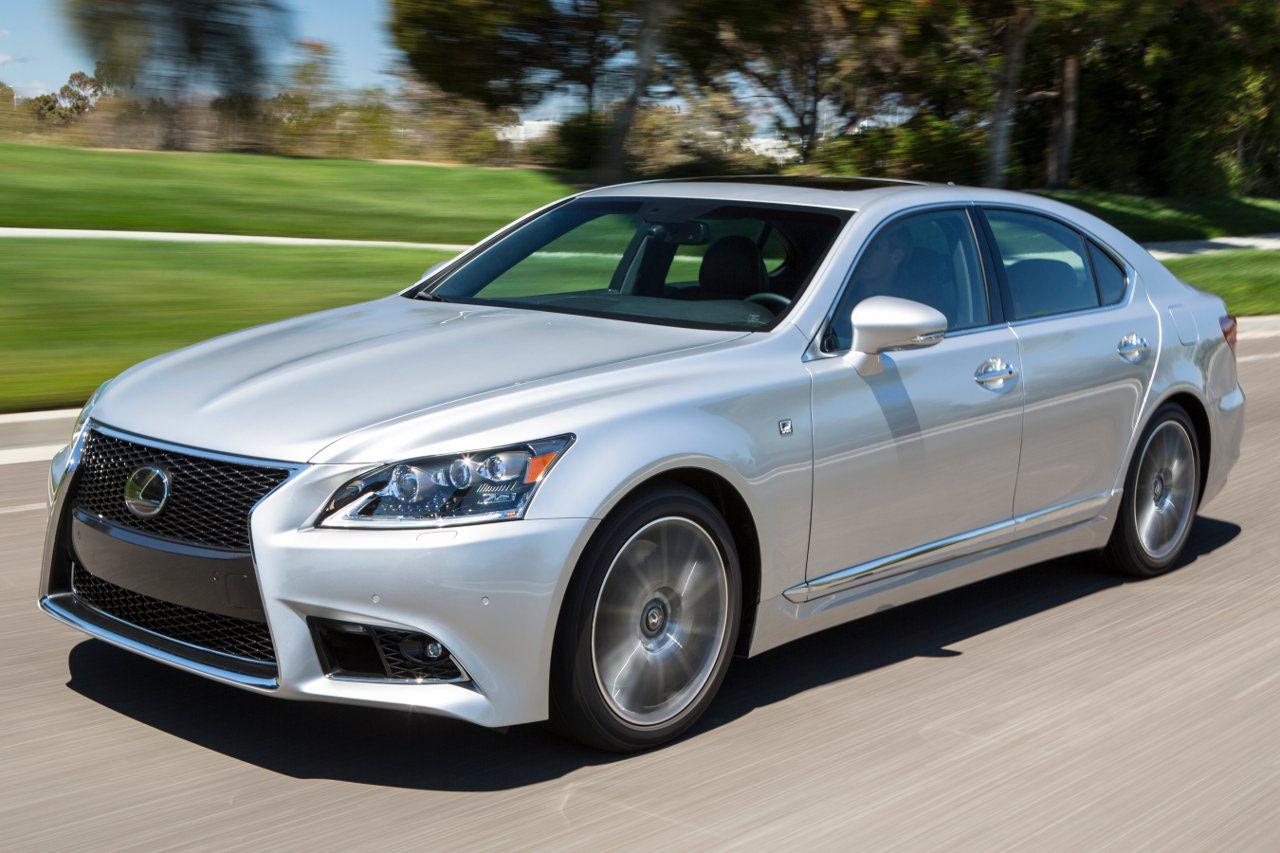 2013 Lexus LS 460 F Sport | New cars reviews