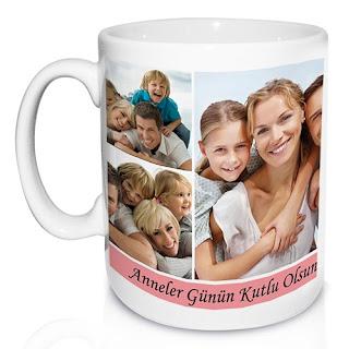 anneye hediye kupa bardak