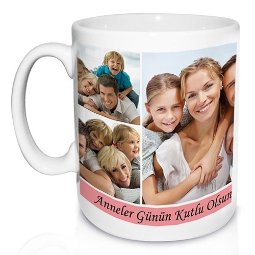 anneler için hediyelik kupa bardak
