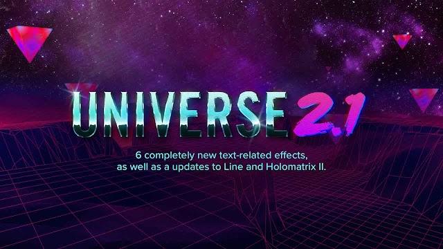 Red Giant Universe v2.2.5 (x64) - Plugin hiệu ứng hình ảnh