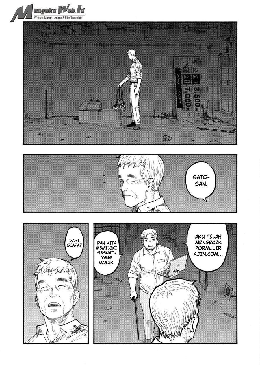 Ajin Chapter 44-35
