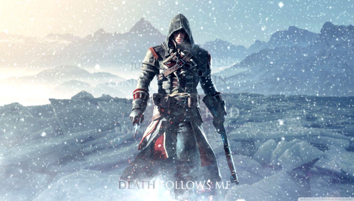 Assassins Creed Rogue Wallpaper Wallpapers Awards
