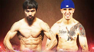 Manny Pacquiao vs Brandon Rios in China