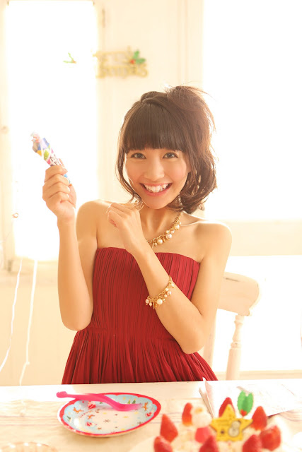 Ogino Karin 荻野可鈴 First X'mas Images 07