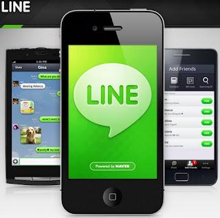 Download Mobile Apps line app for asha 305
