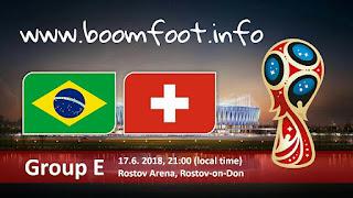 مشاهدة مباراة البرازيل و سويسرا بث مباشر اليوم كورة لايف يلا شوت - كأس العالم روسيا 2018