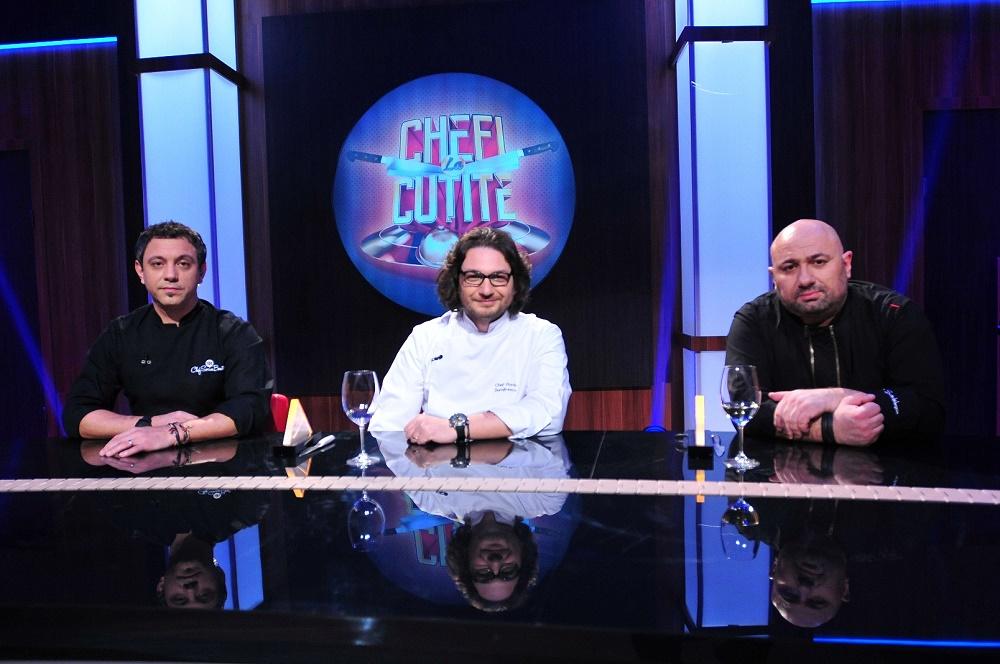 Urmariti show-ul Chefi la cutite sezonul 2 episodul 9 din 3 Octombrie 2016 Online Gratis