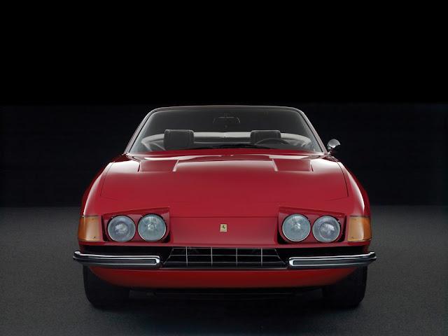 Los Ferrari Daytona Spyder son altamente coleccionables