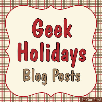 Holiday Blog Posts from In Our Pond