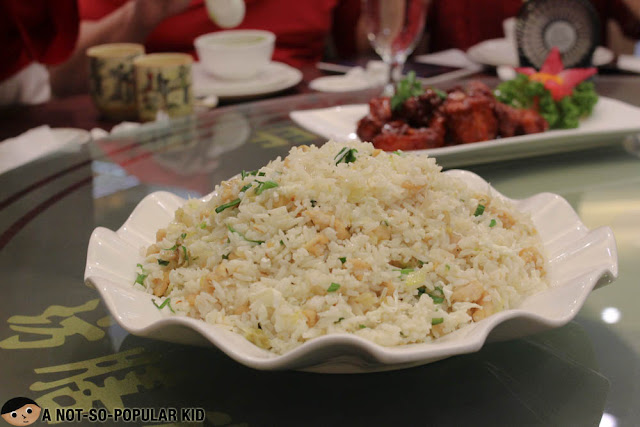 Salted Fish with Chicken Fried Rice King Chef