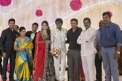 Dhanu-sir-at-Director-Atlee-Priya-wedding-reception