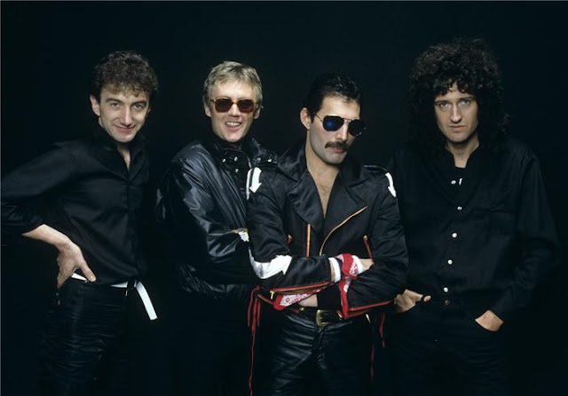 Video del recuerdo: Queen - Don't Stop Me Now