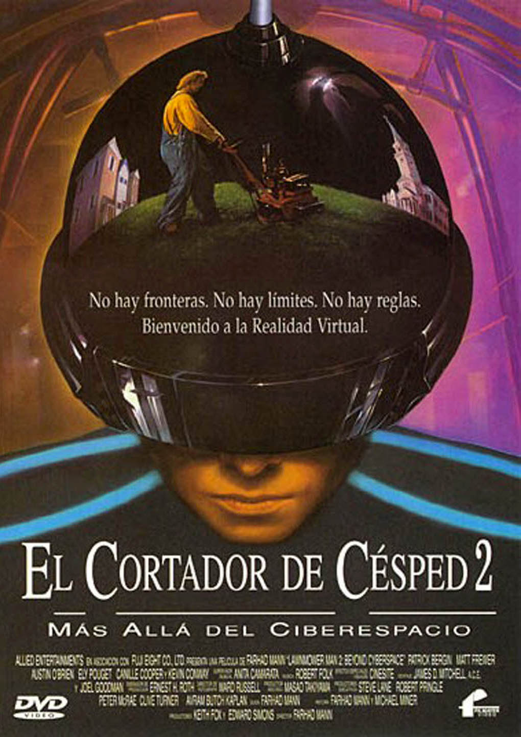 El cortador de césped, Stephen King, Pierce Brosnan, Jeff Fahey, Austin O'Brien