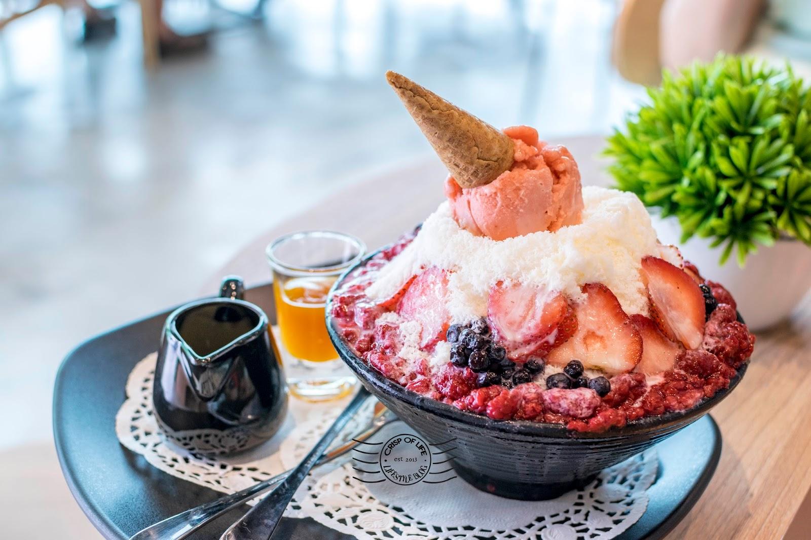 Dessert gelato ice cream and korean store in Penang