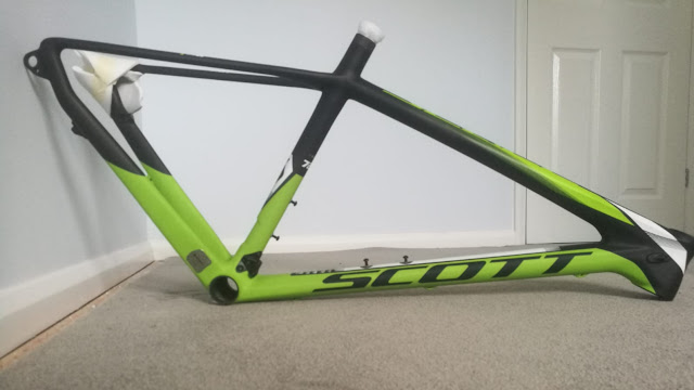 For Sale Scott Scale 720 Frame