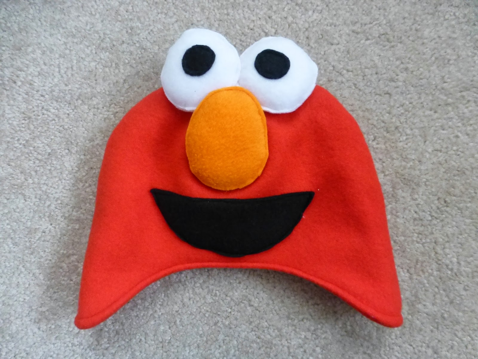 Sesame Street Hats For Halloween