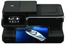 HP Photosmart 7515 Wireless Printer Setup