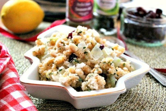 Parsley and Thyme Stuffing