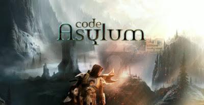 Game unik dengan grafis yang bisa si bilang bagus Code Asylum apk + obb