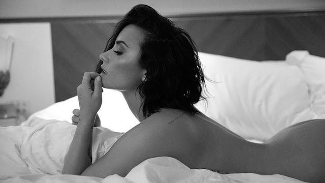 Artista dibuja a Demi Lovato y ella critica el resultado.