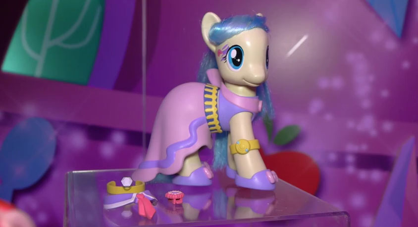 Coco Pommel Fashion Style Brushable at NY Toy Fair 2015